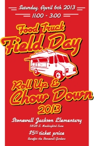 food truck poster 2013