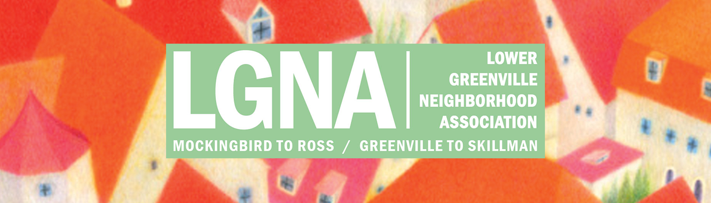 Lower Greenville Neighborhood Association
